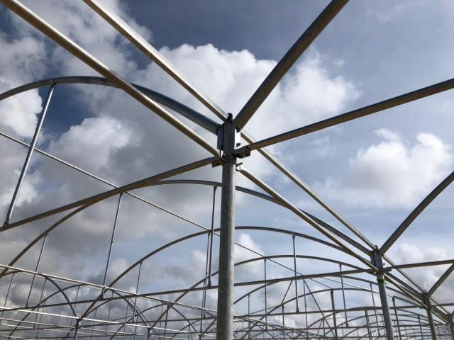 Dettaglio Staffa Supporto Arco Tirante Serra EasyMed